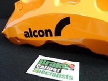 brake caliper painting alcon