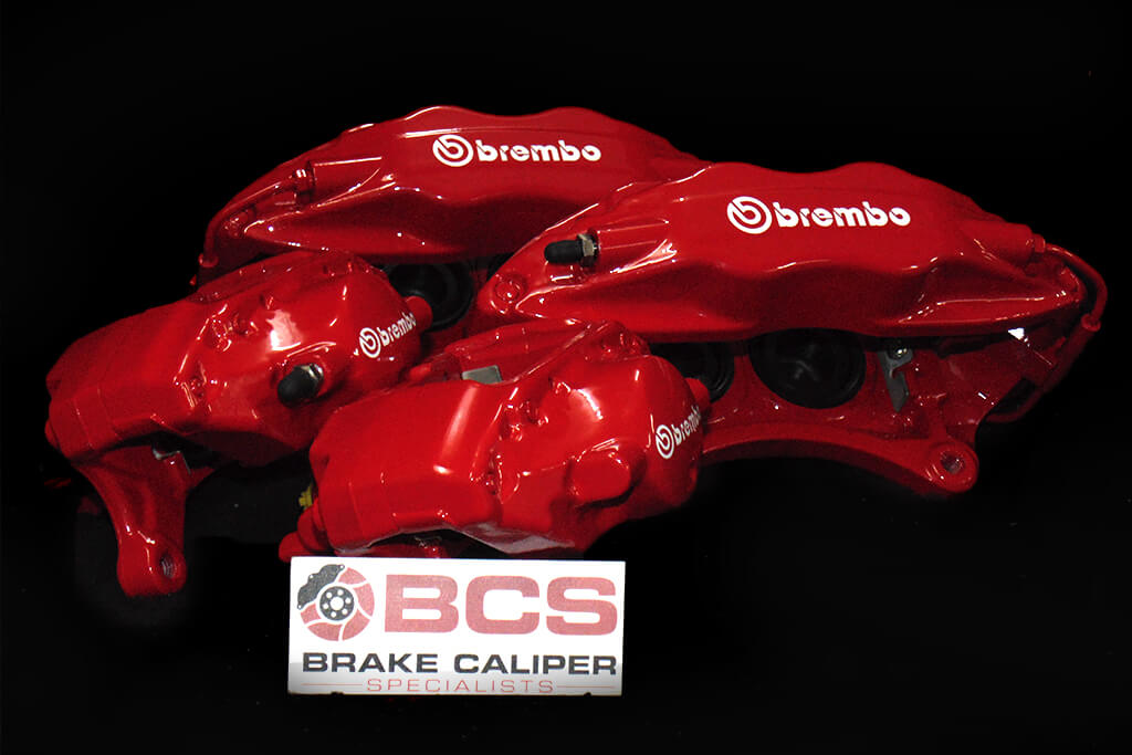 Evo Brembo Red 1.1