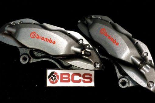gunmetal grey brake caliper paint kit