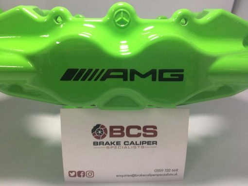 Kawasaki Green Brake Caliper Paint