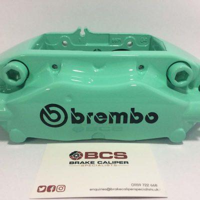 Petronas Green Brembo Brake Caliper