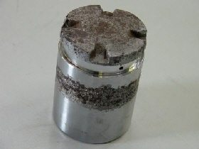seized brake caliper piston