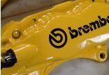 brake caliper paint yellow