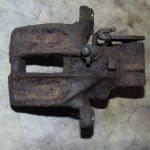 Audi 100 brake calieper