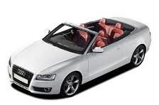 Audi A5 brake calipers