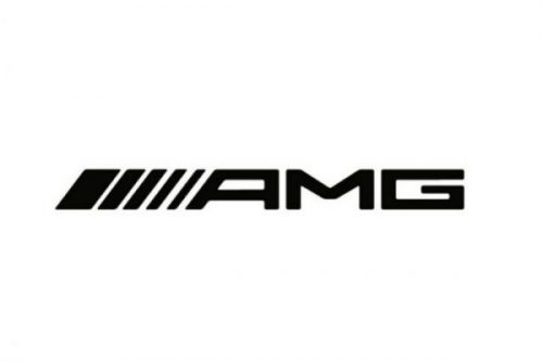 Mercedes AMG new logo
