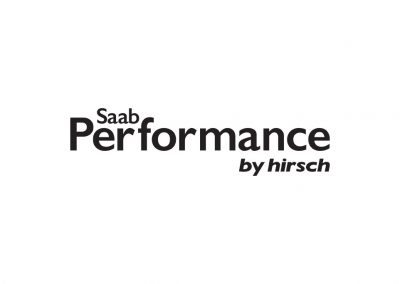 Saab Performance Stencil