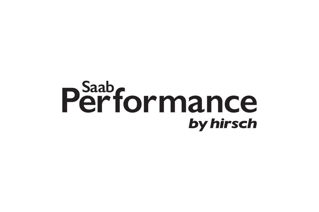 Saab performance stencil