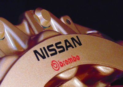 Nissan Brembo Gold