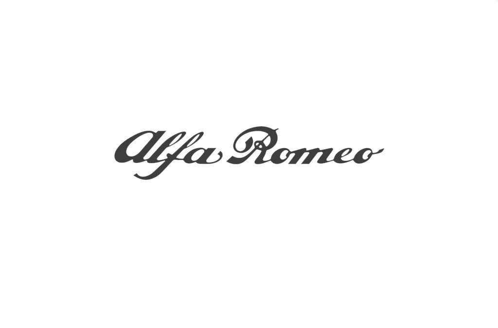 Alfa Romeo stencil