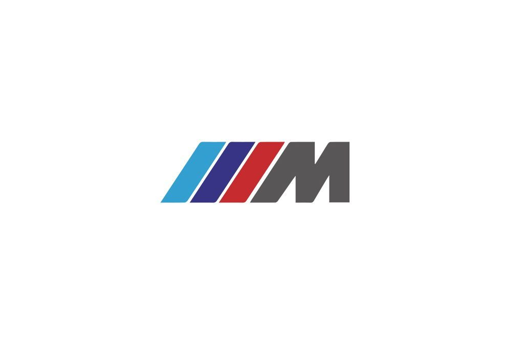 BMW M badge