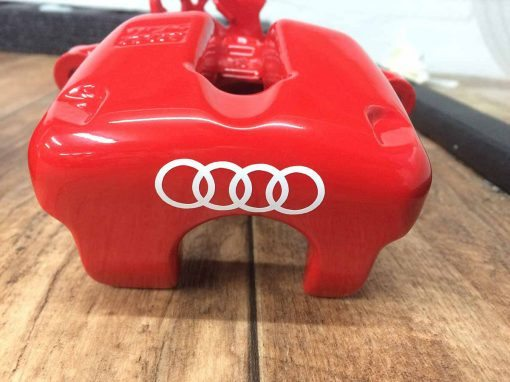 Audi Rings Brake Caliper Decals