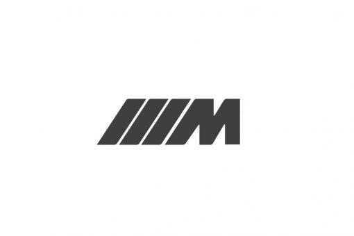 BMW M Sport Brake caliper decals