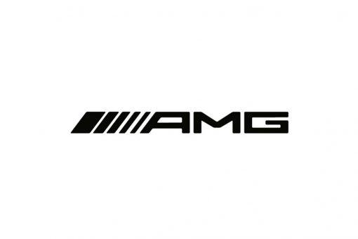 Mercedes AMG decals
