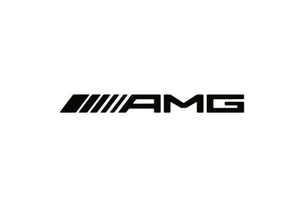 Mercedes AMG decals