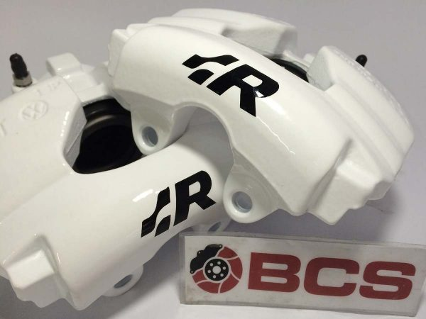 White brake caliper paint