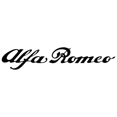 Alfa Romeo brake caliper logo design
