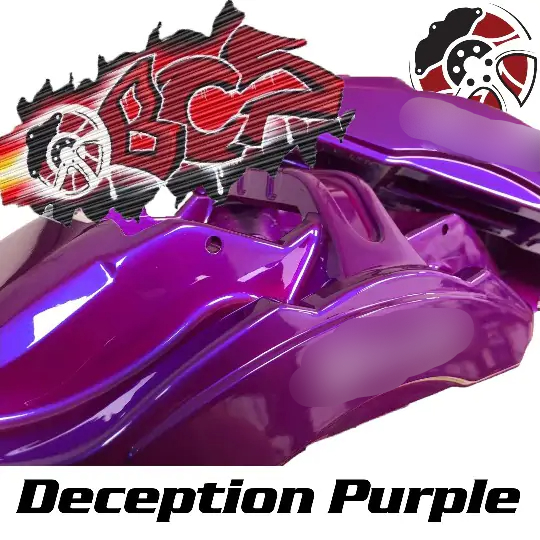 Deception Purple